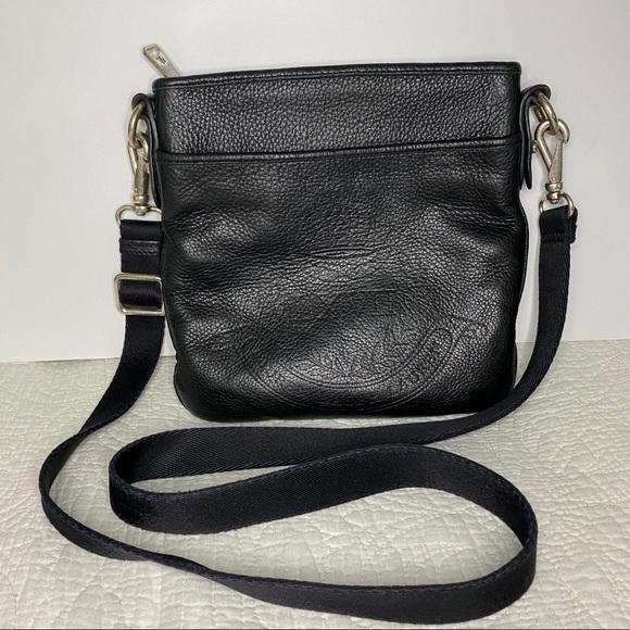 Black Ralph Lauren Crossbody Bag